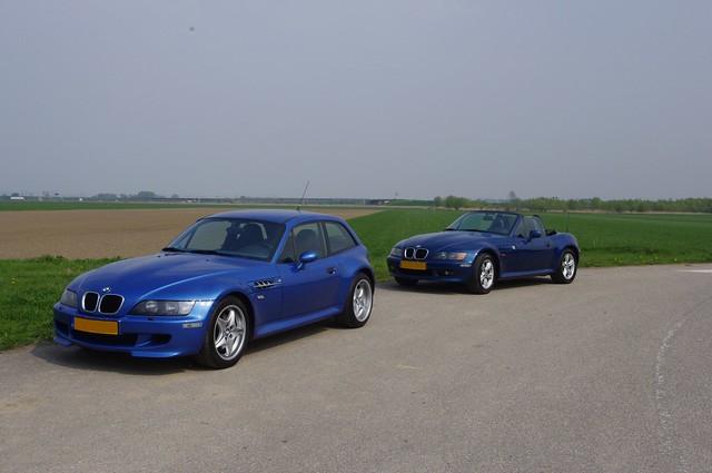 1999 M Coupe | Estoril Blue | Black