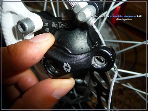 Bicicletas listas para hacer el Camino 5990206687_c7016f9b97