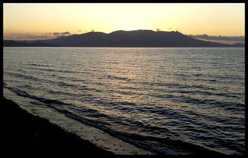 Crete: evening