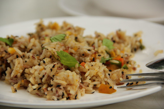 Black Sesame Rice