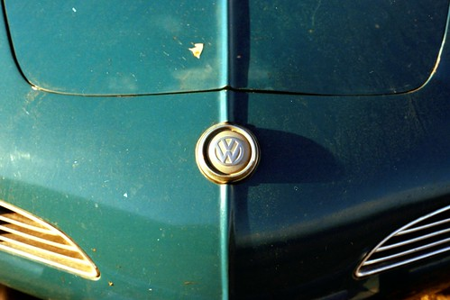 Drakes Beach VW, 2011 by ryantatar