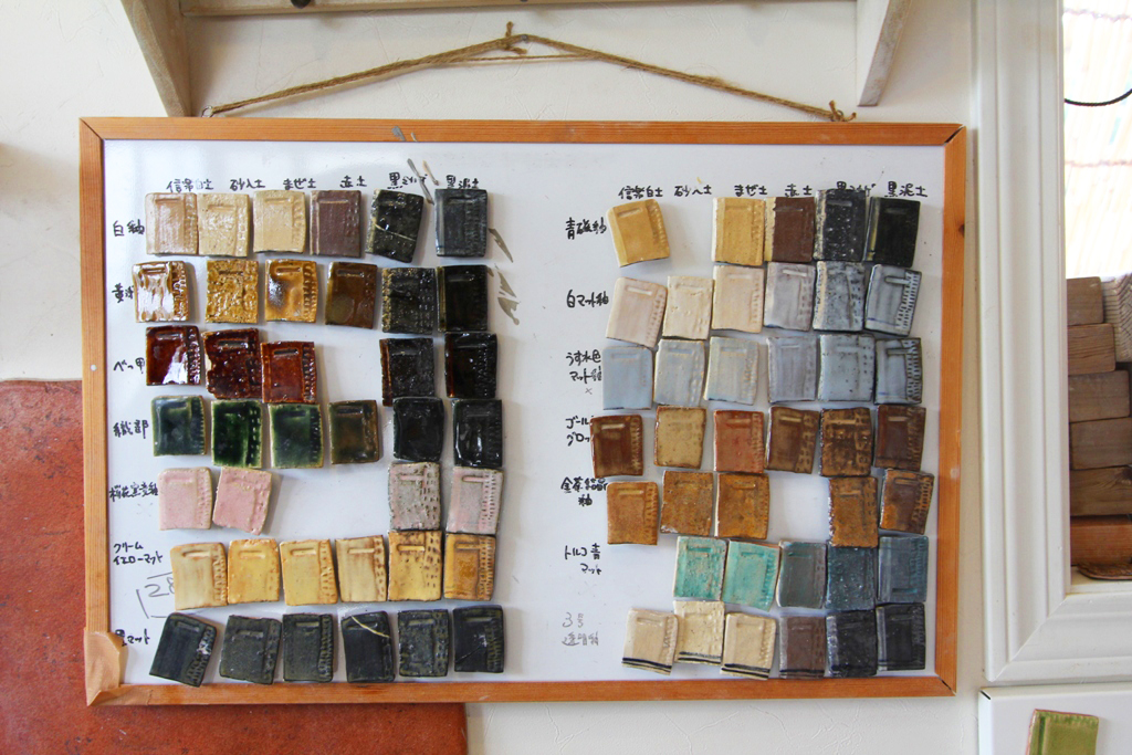 Pottery Artist Junko Yamamoto data collection (10)