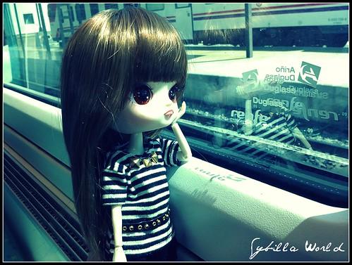 Fin de viaje by sybillaworld