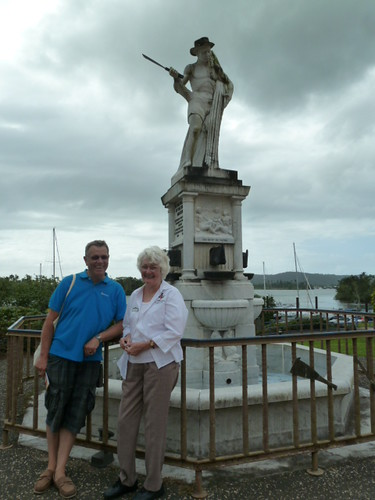 Annette and Duncan Cane Cutters Memorial Innisfail