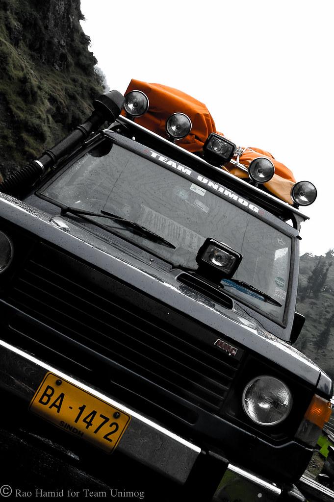 Team Unimog Punga 2011: Solitude at Altitude - 6003483408 25921e7ac4 b