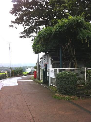 駒門風穴の入場口