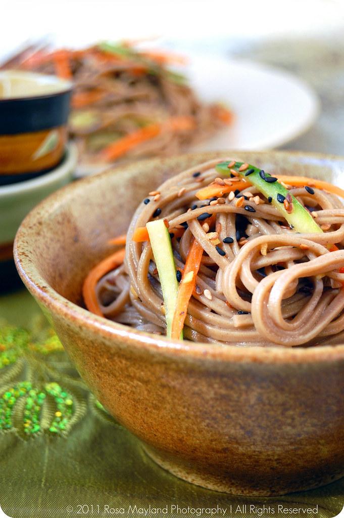 Soba Noodle Salad 2 bis