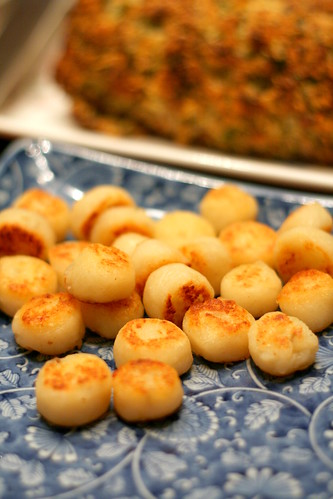 Christmas 2010 Pan Fried Gnocchi