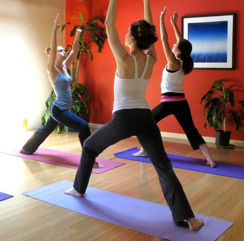 Yoga-ing when You are Flat Broke  - How to get Free, Trade or Discounted Yoga Classes