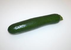 03 - Zutat Zucchini