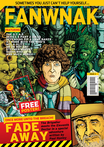 FANWNAK ISSUE 2 COVER
