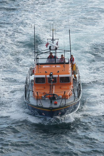Swanage Lifeboat Week 2011 by julian sawyer