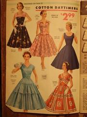 bella hess 3 (inmyjammiesintx) Tags: vintage spring 1957 catalog bella hess