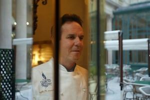 Thomas Keller at French Laundry