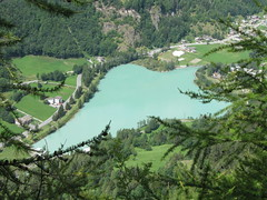 Il lago di Man (michel.corrent) Tags: italien italy mountain lake mountains alps lago italia matterhorn alpi cervin valledaosta valtournenche cervino valtournanche valledaoste vldaota ougschtaland votornntse valtornenza man