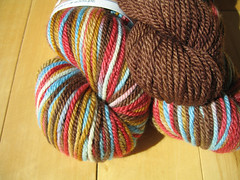 "Western Sky Knits ""September Skies"""
