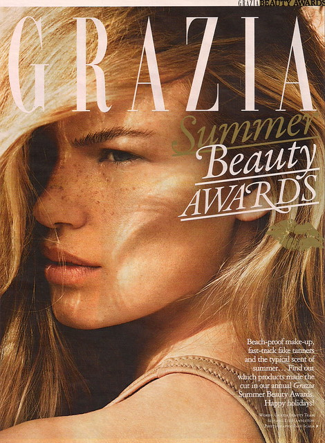 Ibiza fashion insider: Grazia Summer Beauty Awards