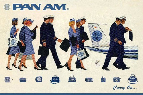 Pan Am carryons