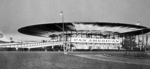 Pan Am terminal in New York City