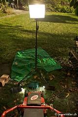 Making of 1.10.11 (jenswinkler.ch) Tags: 365 blitz lawnmover rasenmaher jenswinkler baselstobist