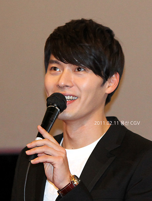 Hyun Bin- Late Autumn Stage Greeting (Feb 11, 2011) - 0002