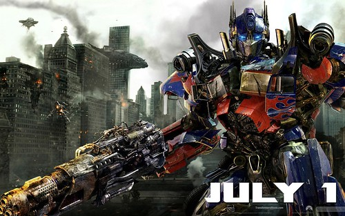 transformers 3 the movie wallpaper. Transformers 3 Optimus Prime