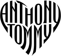 """Anthony"" & ""Tommy"" Heart Design"