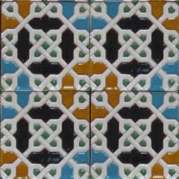 16th Century Tile 03