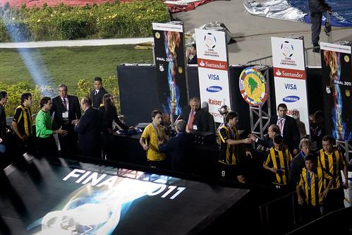 Medals   Copa Libertadores de America 2011   Santos  - Peñarol   110623-7718-jikatu