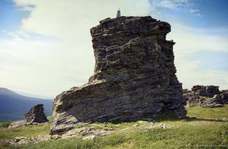 перевал Дятлова 1998 © Photo by Alexander Kondakov