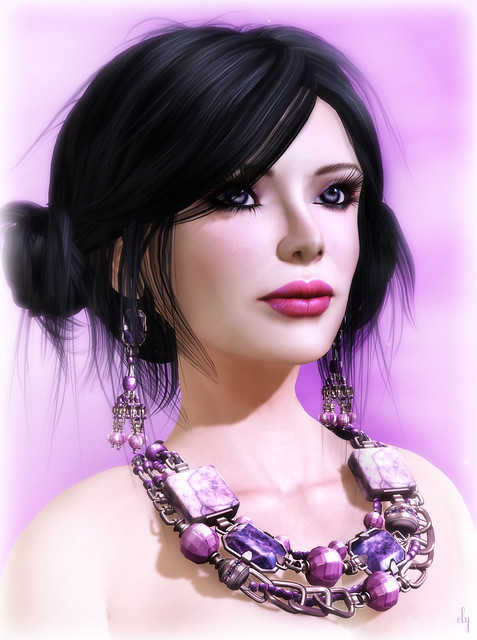 Hair Fair : Raspberry Aristocrat