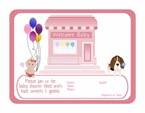babyshower invitations