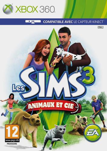 Sims 3 Домашние Животные