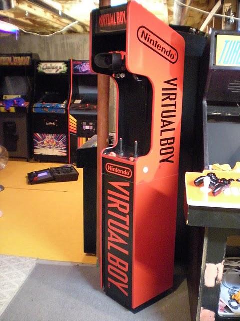Virtual Boy arcade