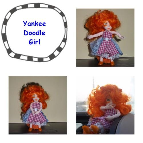 Yankee Doodle Girl by richila9098