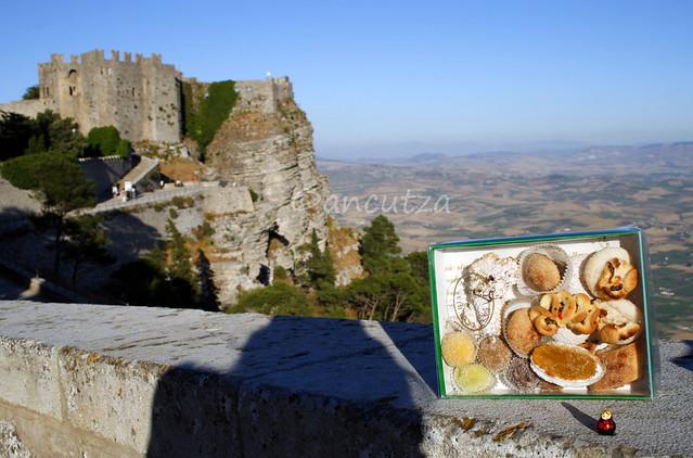 foto dolcetti e pasticcini tipici siciliani