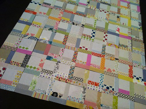 Progress Tiffany Quilt