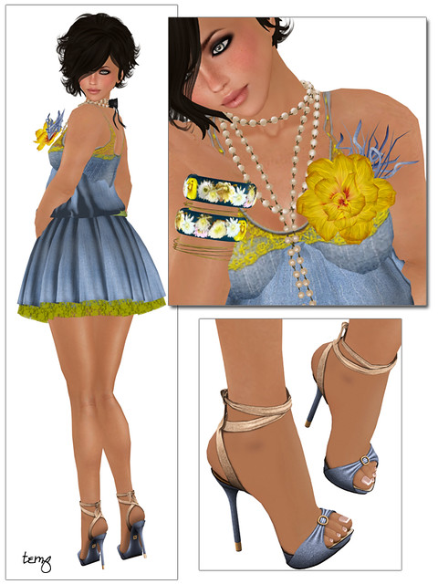 Hair Fair - Outfit Bombshell