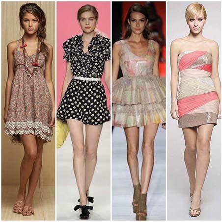 fotos vestidos verão 2012