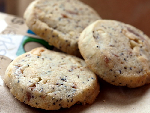 Kekse aus der Kekswerkstatt - dahingegoßen