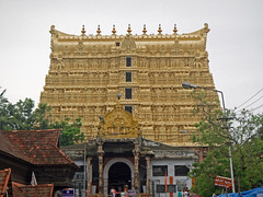 Sri Padmanabhaswamy temple, Thiruvananthapuram (Ebin Sam) Tags: temple kerala sri trivandrum thiruvananthapuram padmanabhaswamy