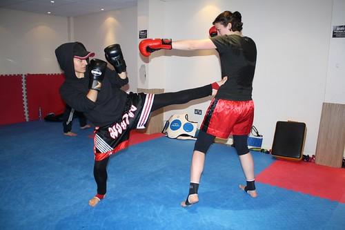 Khadijah Safari, Martial Arts Pro