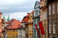 Prag Altstadt (HITSCHKO) Tags: prag praha republik hradschin burg prager moldau tschechischen