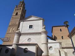 Catedral de Tarazona (twiga_swala) Tags: santa architecture spain arquitectura gothic catedral zaragoza spanish mara huerta mudjar gtica aragn tarazona aragonesa