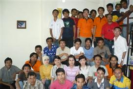 "Cahaya Benteng Mas Cikarang • <a style=""font-size:0.8em;"" href=""http://www.flickr.com/photos/41601386@N04/5917027314/"" target=""_blank"">View on Flickr</a>"