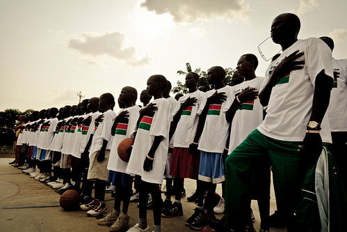 Galleries | South Sudanese basketball players | Flickr - Photo ...