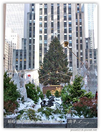 紐約 洛克菲勒 Rockefeller Center 16