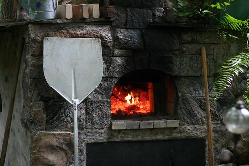 Caruso's Pizza Oven