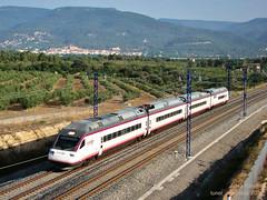 Varietat a la LAV (II) (tunel_argentera) Tags: barcelona train tren railway avant lleida ferrocarril renfe adif alcover altavelocitat