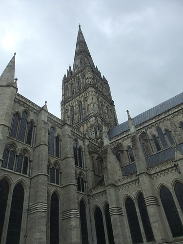 Salisbury Cathedral steeple